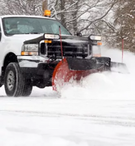 Howell Brothers Commercial SnowPlowing Services