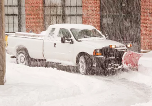 Howell Brothers Commercial Snowplowing