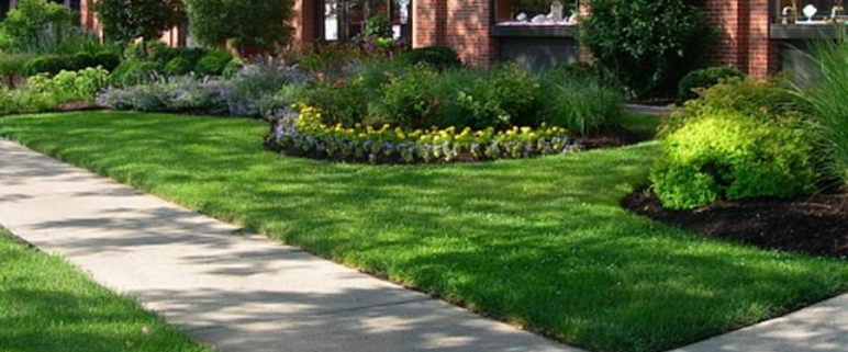 Howell Brothers Flower Bed Installations