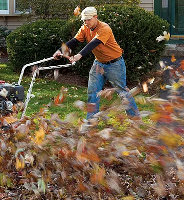 Howell Brothers Leaf Blowing Services